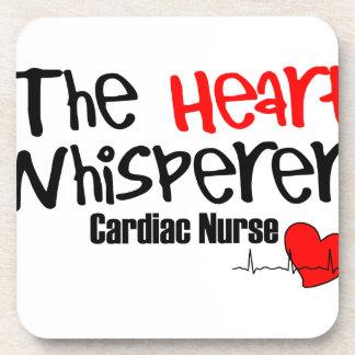 Posavasos Cuide al whisperer del corazón