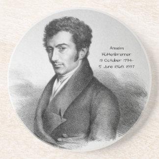 Posavasos De Arenisca Anselm Huttenbrenner 1837