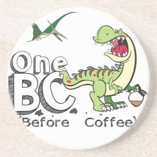 Posavasos De Arenisca Antes de café