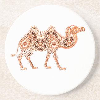 Posavasos De Arenisca Camello