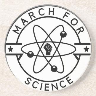 Posavasos De Arenisca ciencia del march_for