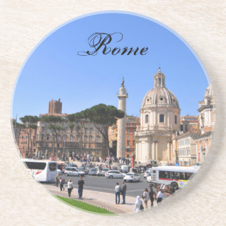 Posavasos De Arenisca Ciudad antigua de Roma, Italia