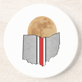 Posavasos De Arenisca Claro de luna de Ohio