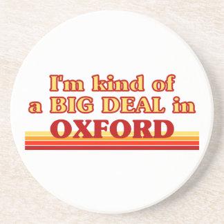 Posavasos De Arenisca Clase de I´m de una gran cosa en Oxford