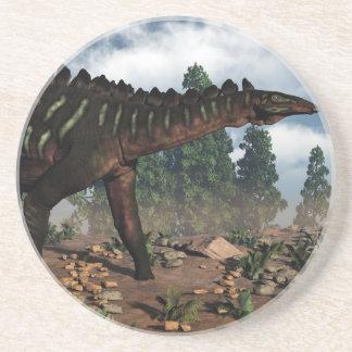 Posavasos De Arenisca Dinosaurio de Miragaia - 3D rinden