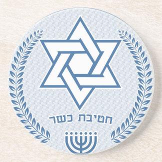 Posavasos De Arenisca División kosher