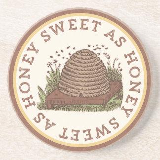 Posavasos De Arenisca Dulce como práctico de costa de la miel