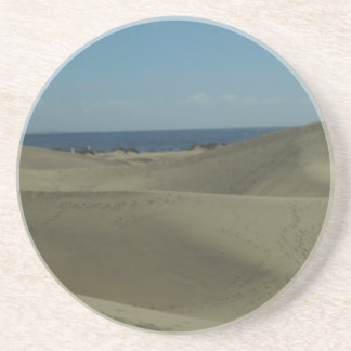 Posavasos De Arenisca Dunas de arena de Gran Canaria
