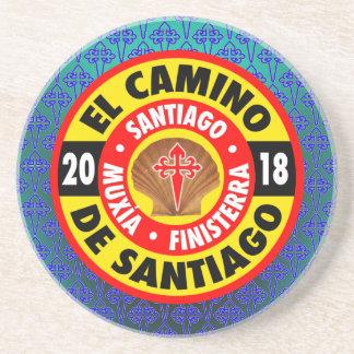 Posavasos De Arenisca EL Camino de Santiago 2018
