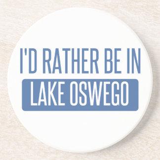 Posavasos De Arenisca Estaría bastante en el lago Oswego