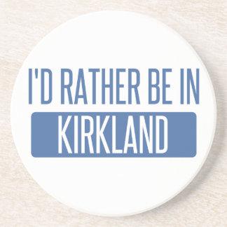 Posavasos De Arenisca Estaría bastante en Kirkland