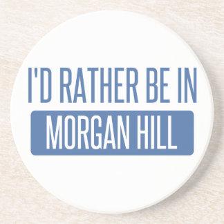 Posavasos De Arenisca Estaría bastante en la colina de Morgan