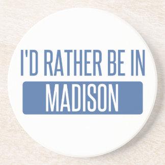 Posavasos De Arenisca Estaría bastante en los WI de Madison
