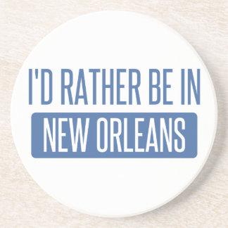 Posavasos De Arenisca Estaría bastante en New Orleans