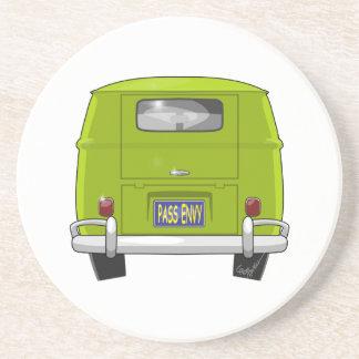 Posavasos De Arenisca Hippie 1962 Van