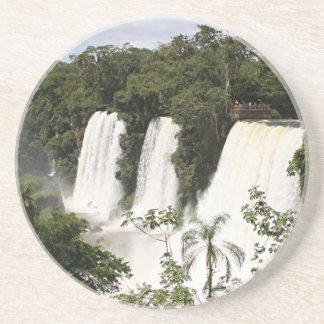 Posavasos De Arenisca Las cataratas del Iguazú, la Argentina, Suramérica
