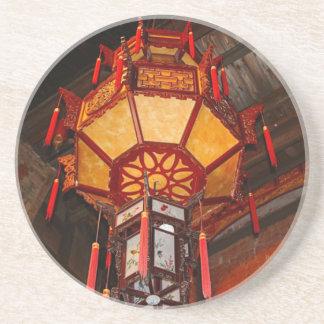 Posavasos De Arenisca Linterna, pueblo viejo de Daxu, China