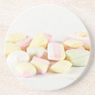 Posavasos De Arenisca Melcochas de los caramelos
