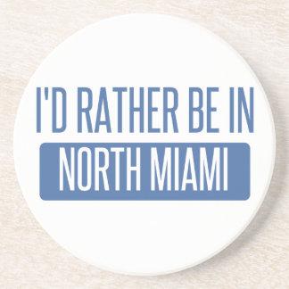 Posavasos De Arenisca Miami del norte