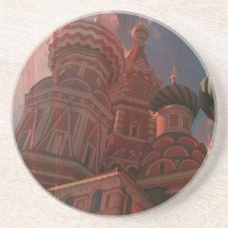 Posavasos De Arenisca Moscow_russia