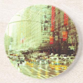 Posavasos De Arenisca Nueva York 2