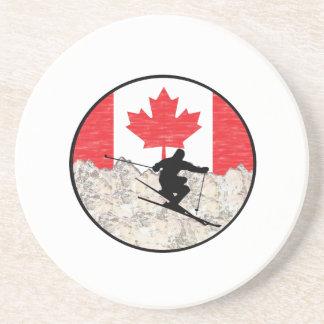 Posavasos De Arenisca Oh Canadá