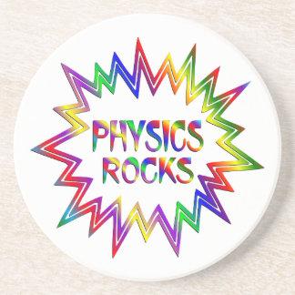 Posavasos De Arenisca Rocas de la física