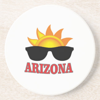 Posavasos De Arenisca sombras de Arizona sí