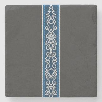 Posavasos De Piedra Azul del modelo de Viking