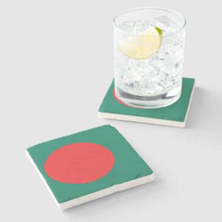 Posavasos De Piedra Bandera de Bangladesh