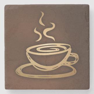 Posavasos De Piedra Café en mi taza