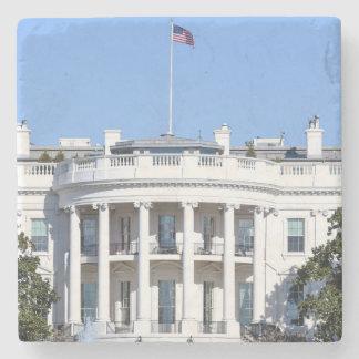 Posavasos De Piedra Casa Blanca de los Estados Unidos - Washington DC