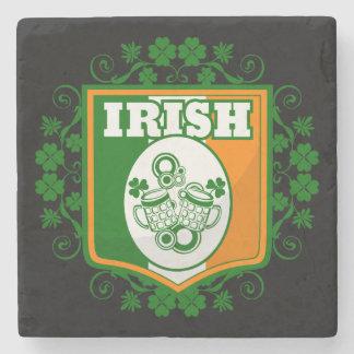 Posavasos De Piedra Cerveza del día de St Patrick