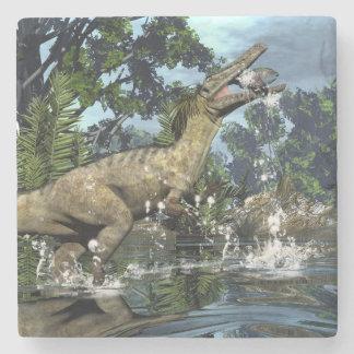 Posavasos De Piedra Dinosaurio de Austroraptor