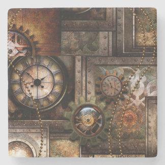 Posavasos De Piedra Diseño maravilloso del steampunk