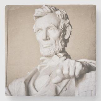 Posavasos De Piedra El Lincoln memorial en Washington DC
