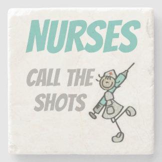 Posavasos De Piedra Enfermeras -