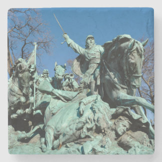 Posavasos De Piedra Estatua de la guerra civil en Washington DC