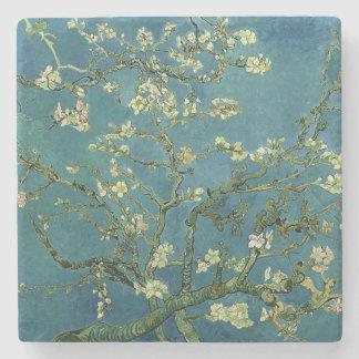 Posavasos De Piedra Flor de la almendra de Vincent van Gogh