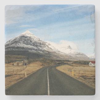 Posavasos De Piedra Islandia rural