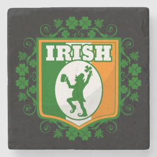 Posavasos De Piedra Leprechaun del día de St Patrick