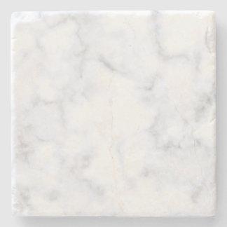 Posavasos De Piedra Mármol blanco