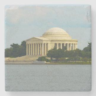 Posavasos De Piedra Monumento de Jefferson en Washington DC