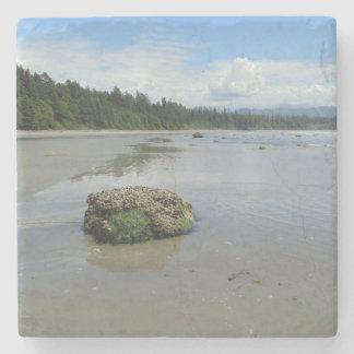 Posavasos De Piedra Playa 1 de la bahía de Florencia