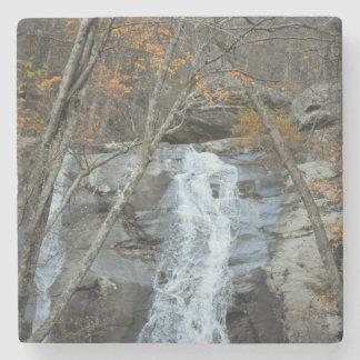 Posavasos De Piedra Práctico de costa de la cascada