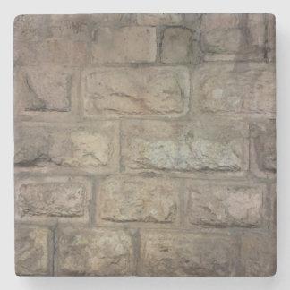 Posavasos De Piedra Práctico de costa de piedra de mármol del ladrillo