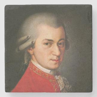 Posavasos De Piedra Retrato de Wolfgang Amadeus Mozart