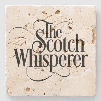 Posavasos De Piedra Whisperer escocés