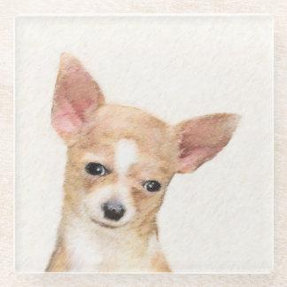 Posavasos De Vidrio Chihuahua