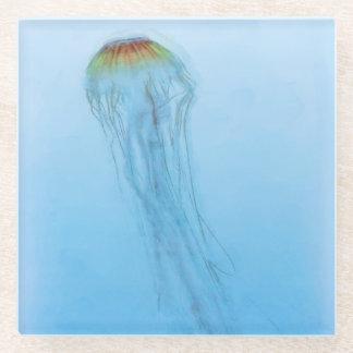 Posavasos De Vidrio Ortiga del mar